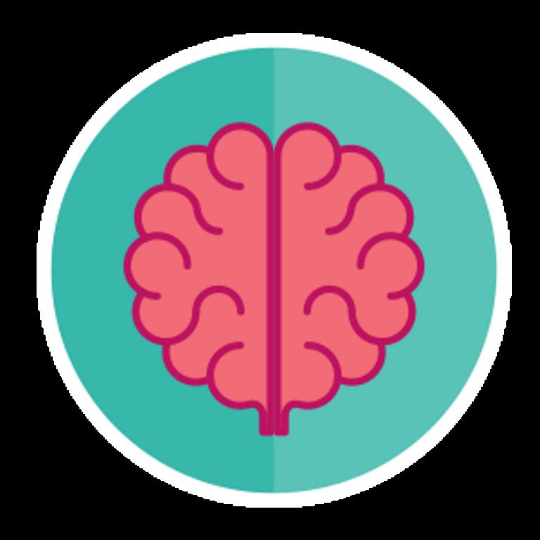Illustration d'un cerveau