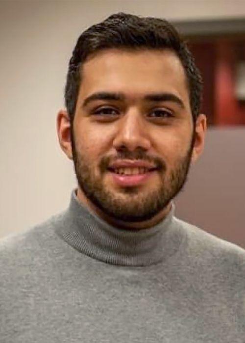 Portrait de Saeed Kadkhodazadeh Kashani