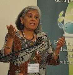 Senator Ratna Omidvar