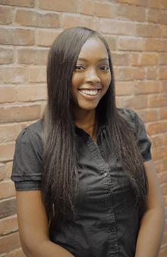 Portrait de Shadé Edwards