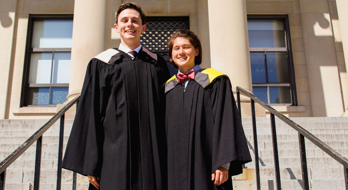 Class of 2019 includes two outstanding Gee-Gees champions