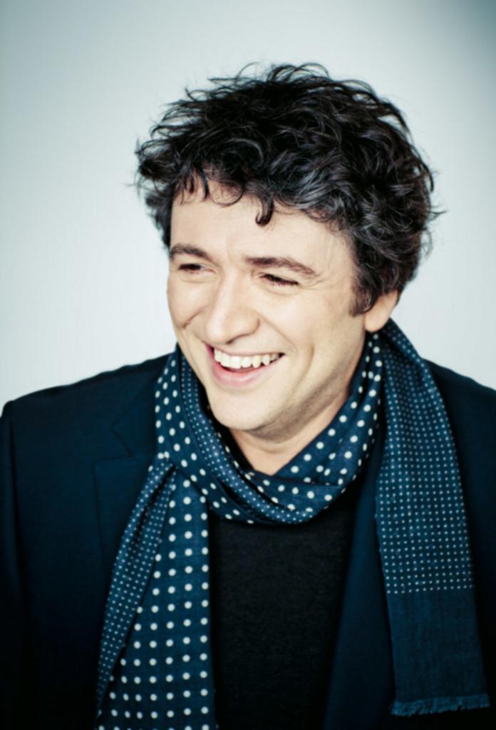 Alain Trudel.
