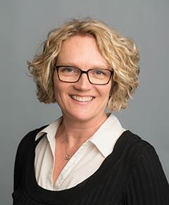Portrait of UBC Professor Meike Wernicke