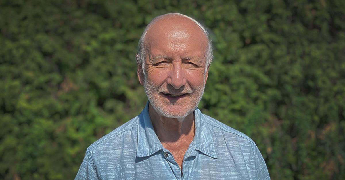 Portrait of Professor Michael Wilson