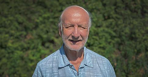 Portrait du professeur Michael Wilson