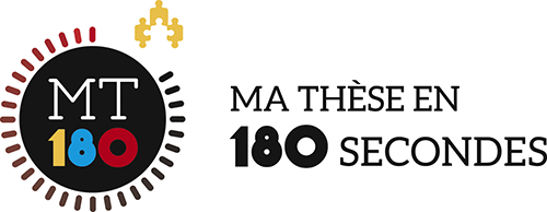 Logo du concours Ma thèse en 180 secondes