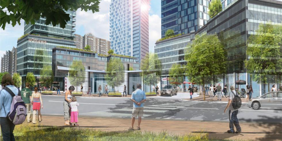 Lees Station rendering 2