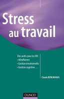 Bookcover of Gestion du stress