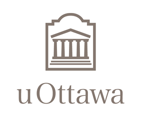 University of Ottawa colour vertical logo