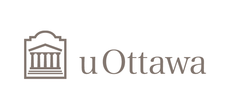 Horizontal colour University of Ottawa logo