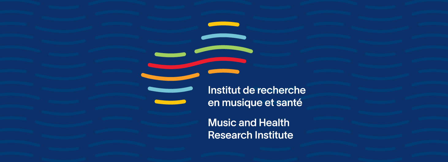 Music and health research institute logo