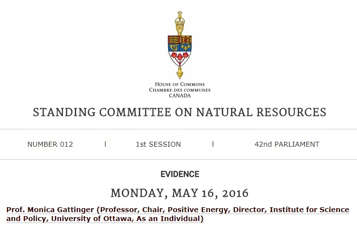 Chair Of The Senate Committee On Energy And Natural Resources