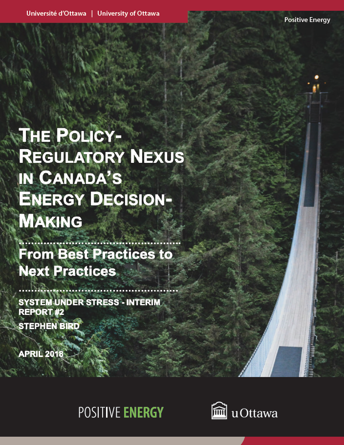 Policy Report Cover