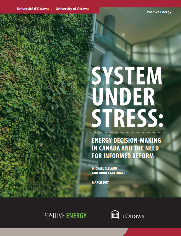 System under stress cover image