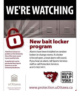 Bait Locker Poster