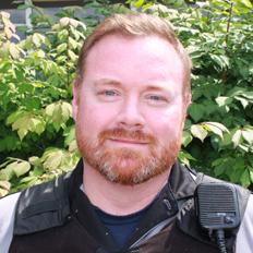 Portrait de l'instructeur Ian Mainville