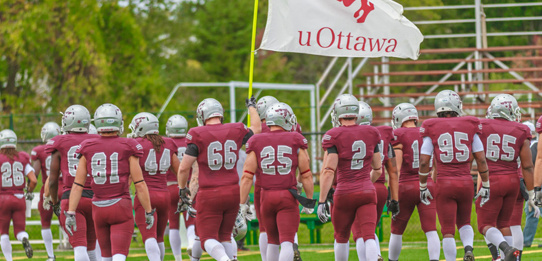 Ottawa Gee Gee Football team