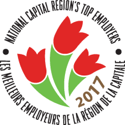 Logo of the 2017 National Capital Region's Top Employers