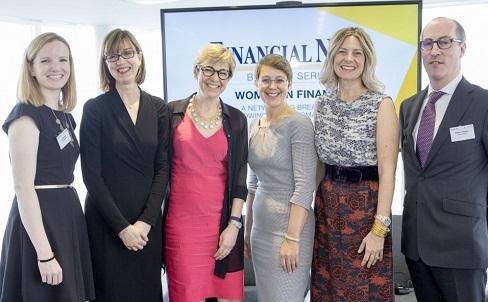 Financial News, Women in Finance.