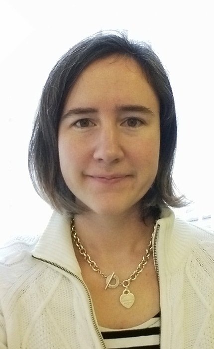 Christina Vanderwel lauréate du prix Pierre-Laberge pour la meilleure thèse de doctorat en sciences et en génie de l'Université d'Ottawa en 2015.